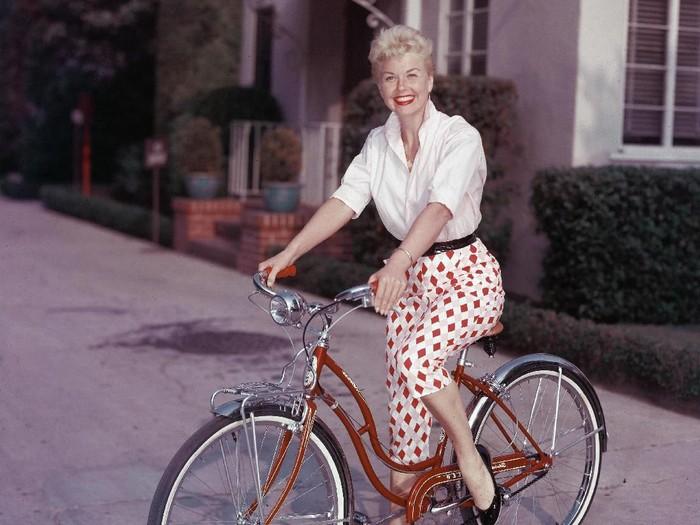 Aktris legendaris Hollywood, Doris Day meninggal dunia di usia 97 tahun. Foto: Hulton Archive/Getty Images