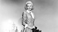 Doris berhasil mendapatkan nominasi Best Actress lewat penampilannya di film Piilow Talk pada 1959.Dok. Ist