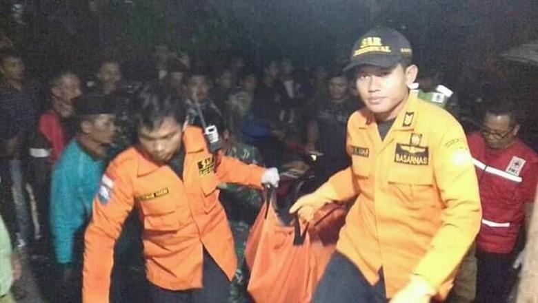 2 Korban Hanyut di Sungai Kebumen Ditemukan Meninggal