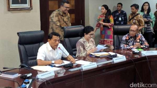 Moeldoko Sebut Tak Ada Maaf Bagi Pria yang Ancam Penggal Jokowi