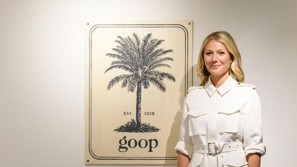 Resmikan Pop-Up Kafe Pop Up di Tokyo, Gwyneth Paltrow Cicip Sushi dan Soba