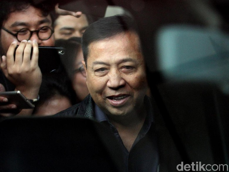 Dipindah Kembali ke Sukamiskin, Setya Novanto Diminta Tak Cengeng