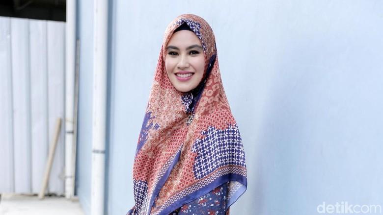 Kartika Putri Foto: Asep Syaifullah/detikHOT