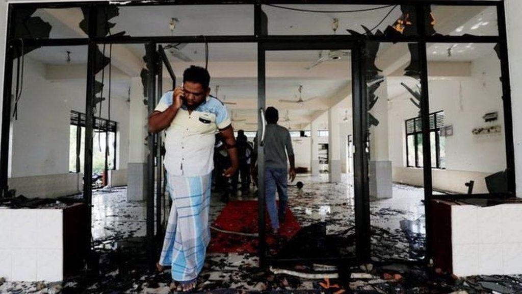 Kekerasan Anti-Muslim Menyebar, Sri Lanka Terapkan Jam Malam Nasional
