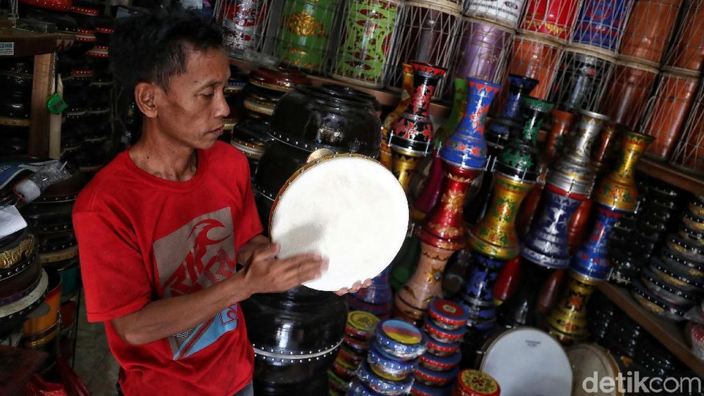 Serba-serbi Penjualan Rebana di Bulan Ramadhan