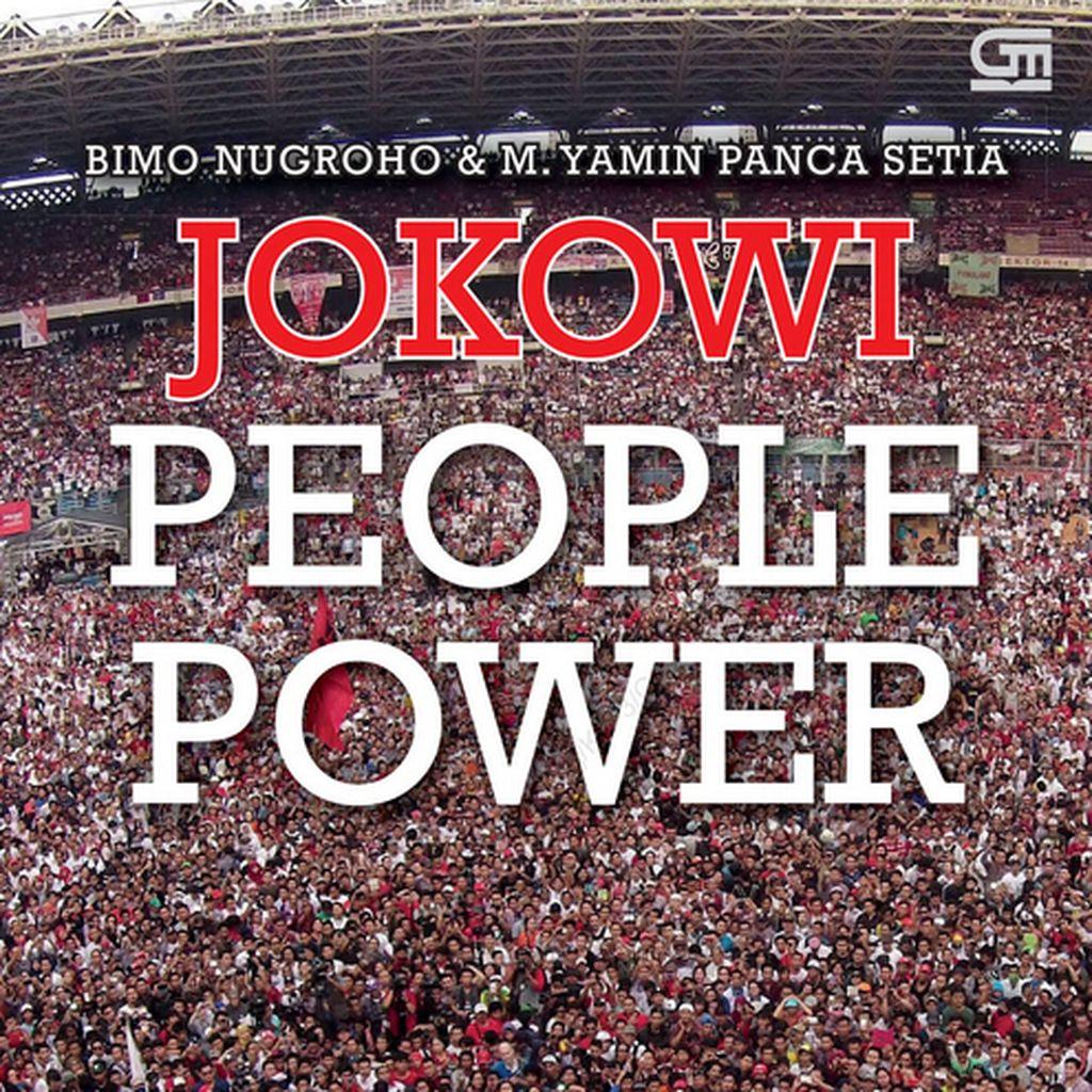 Istri Penulis: Isi Buku Jokowi People Power Beda dengan Narasi Amien Rais