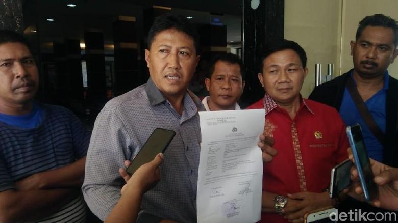 Anggota DPRD Bali Dipukul Rekan Sebelum Paripurna Soal Raperda Pajak Daerah
