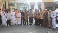 Refleksi 1 Tahun Bom Surabaya Tercurah Lewat Doa dan Deklarasi Lawan Teroris