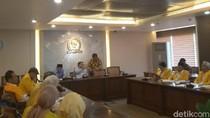 Temui Fadli-Fahri, IKB UI Minta Kematian KPPS Jadi Bencana Nasional