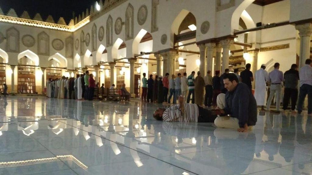Nikmatnya Puasa Ramadhan di Al Azhar, Kairo