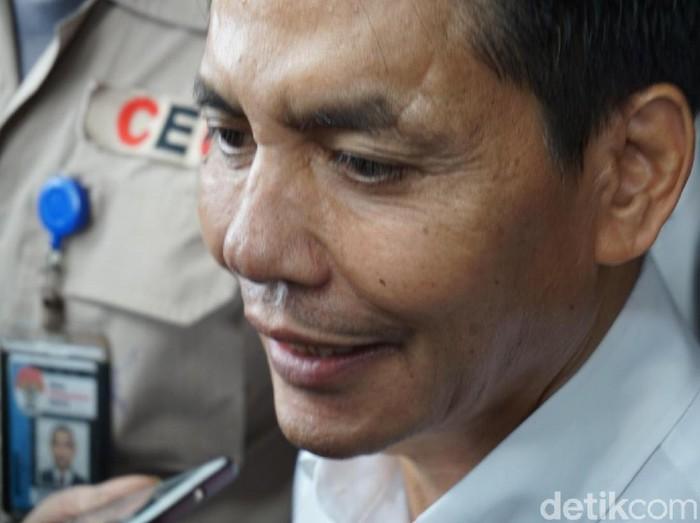 Direktur Utama PT Pupuk Indonesia Holding Company (PIHC) Aas Asikin Idat