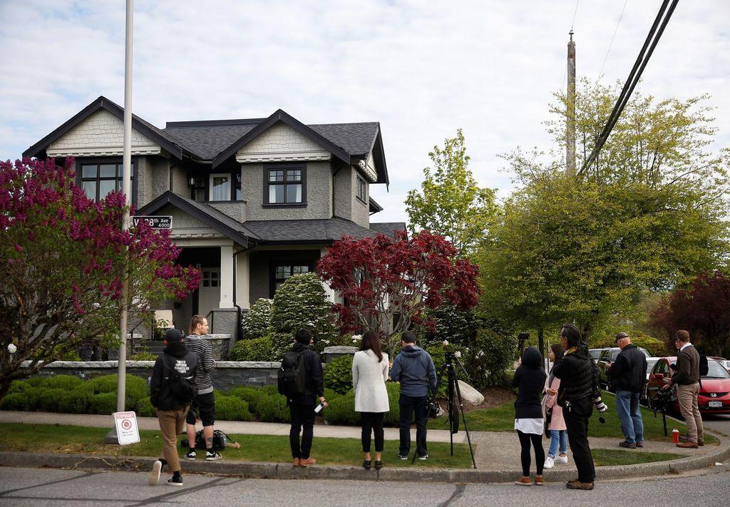 Meng Wanzhou dibebaskan dengan jaminan dan boleh tinggal di dua rumahnya yang berlokasi di Vancouver, Kanada. Ia harus membayar biaya jaminan USD 7,5 juta. Foto: Reuters