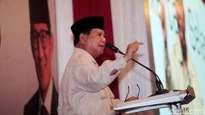 Prabowo Gugat ke MK