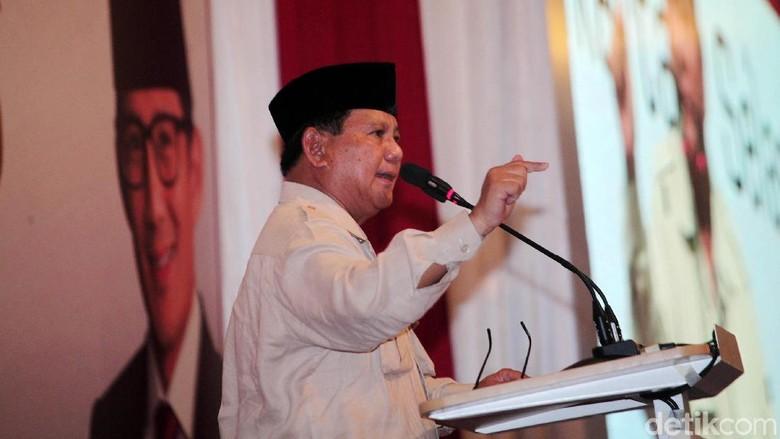 BPN: Wasiat Prabowo Bisa Disampaikan Sebelum 22 Mei 2019
