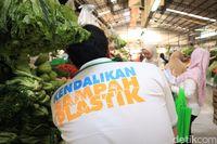 Komentar Pengunjung Pasar Modern Cibubur yang Kena 'Sidak' Sampah Plastik
