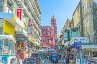 Instagrammable, ikonik dan terlihat sangat Indonesia, Masjid Merah bisa menjadi salah satu destinasi religi menarik di Sri Lanka. Jangan lupa untuk berpakaian sopan ya traveler! (iStock)