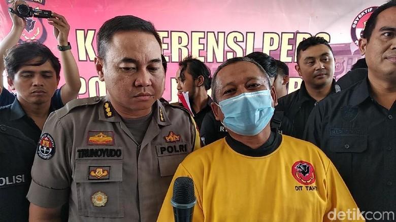 Penyesalan Iwan Pembuat Video Provokasi TNI vs Polri dan Ulang Tahun PKI