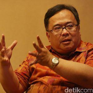 Soal Pindah Ibu Kota, Kepala Bappenas: Hampir Pasti ke Kalimantan