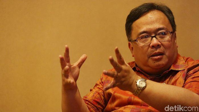 Bambang Brodjonegoro/Foto: Agung Pambudhy/detikcom