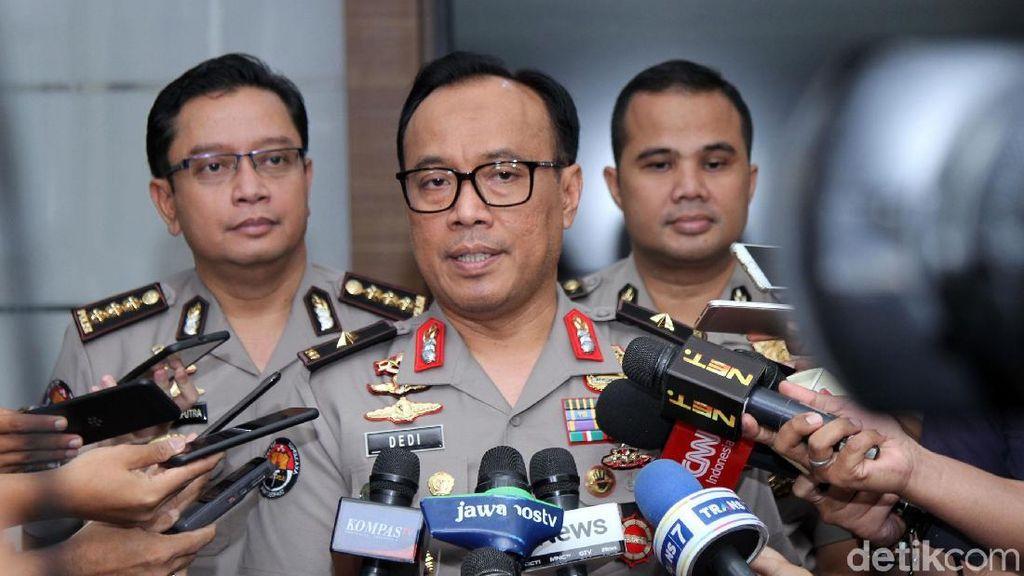 5 Terduga Teroris di Garut Hendak Susupi dan Serang Aksi 22 Mei
