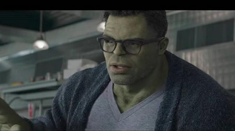Penampilan Hulk di Endgame Dapat Sentuhan Animator Indonesia
