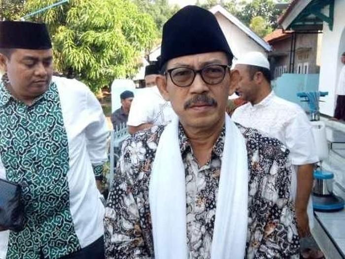 Ketua Rois Syuriah PCNU Kabupaten Cirebon KH Wawan Arwani Amin. (Foto: Istimewa)