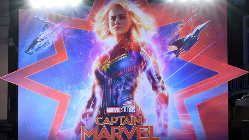 Lubang Cacing dan Kemampuan Captain Marvel di Avengers: Endgame