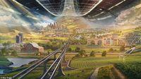 Orang Terkaya Dunia Ingin Bikin 'Bumi Baru' Bebas Bencana