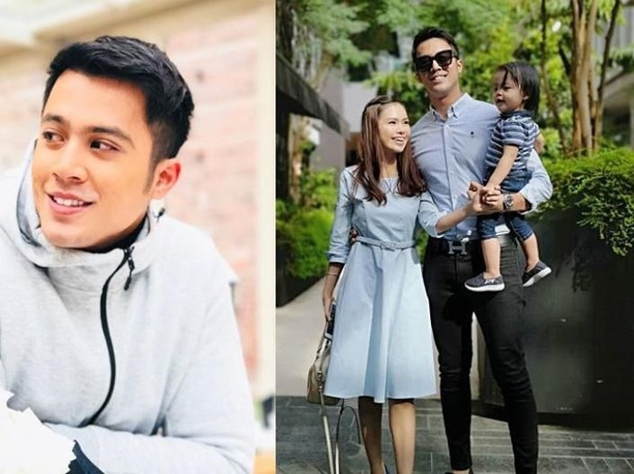 Aliff Aziz dikabarkan berselingkuh lagi dari istrinya Bella. Foto: Dok. Instagram