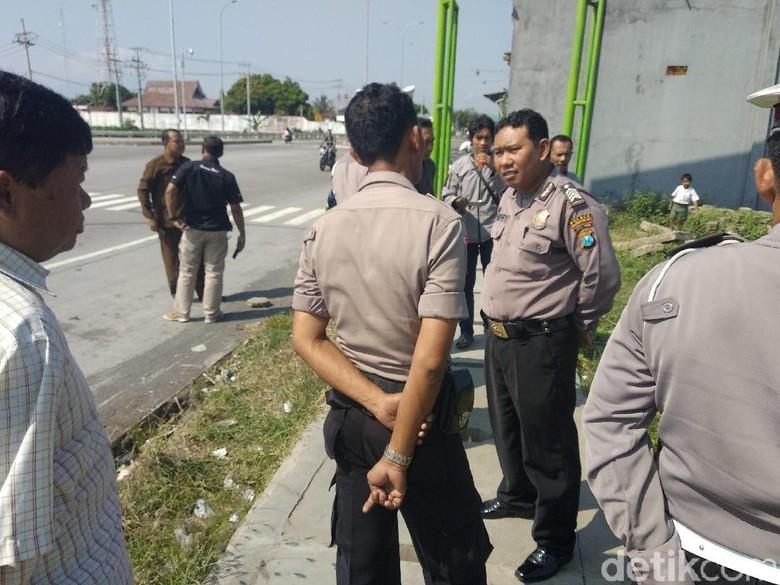 Jelang Mudik Lebaran, Tim Gabungan Cek Jalur Tengkorak di Probolinggo