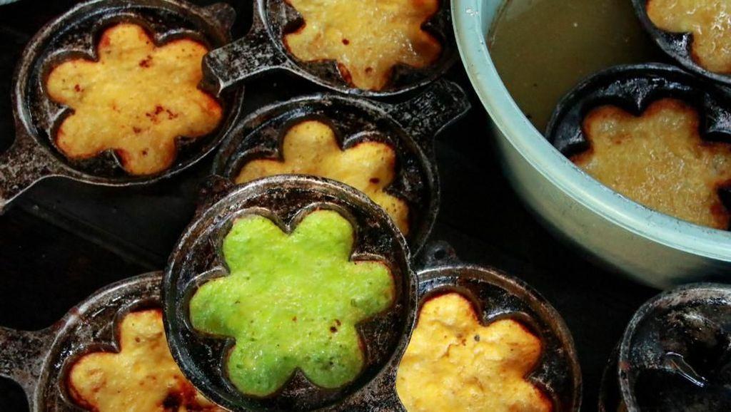 Selama Ramadhan, 40 Jenis Kue Khas Banjar Dijajakan di Pasar Wadai