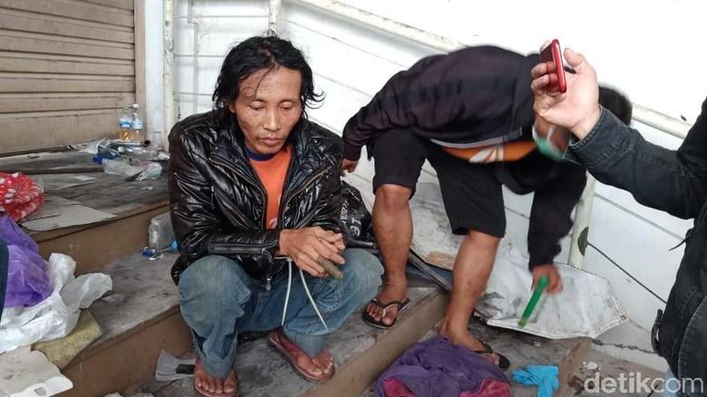 Pelaku Mutilasi Pasar Besar Malang Memutilasi Karena Dapat Bisikan Gaib
