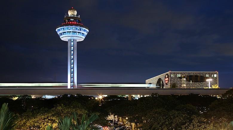 Sejarah bandara changi