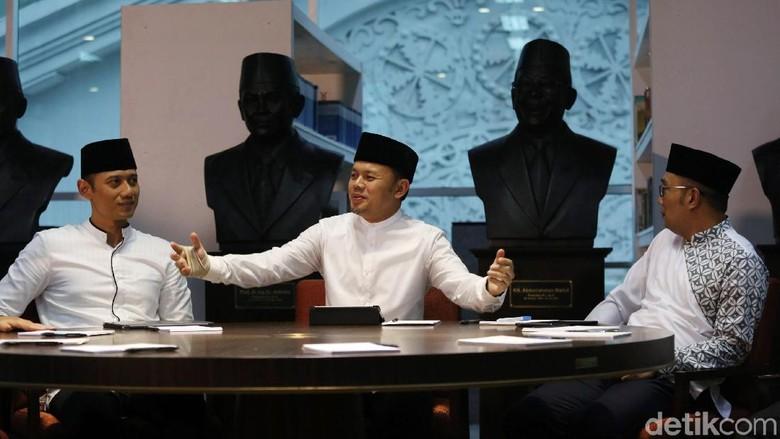 PD ke Gerindra: Forum Bogor Silaturahmi, Bukan Manuver AHY Jadi Menteri