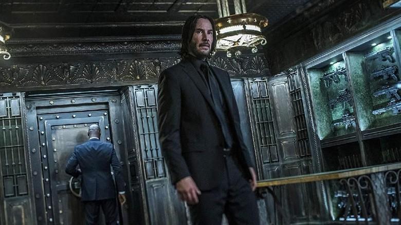 Heboh Cerita Keanu Reeves Buang Es Krim Demi Fans, Alasannya Bikin Haru