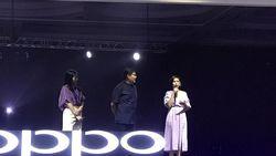 Hobi Fotografi Smartphone, Vanesha Prescilla Ngaku Pakai OPPO F11
