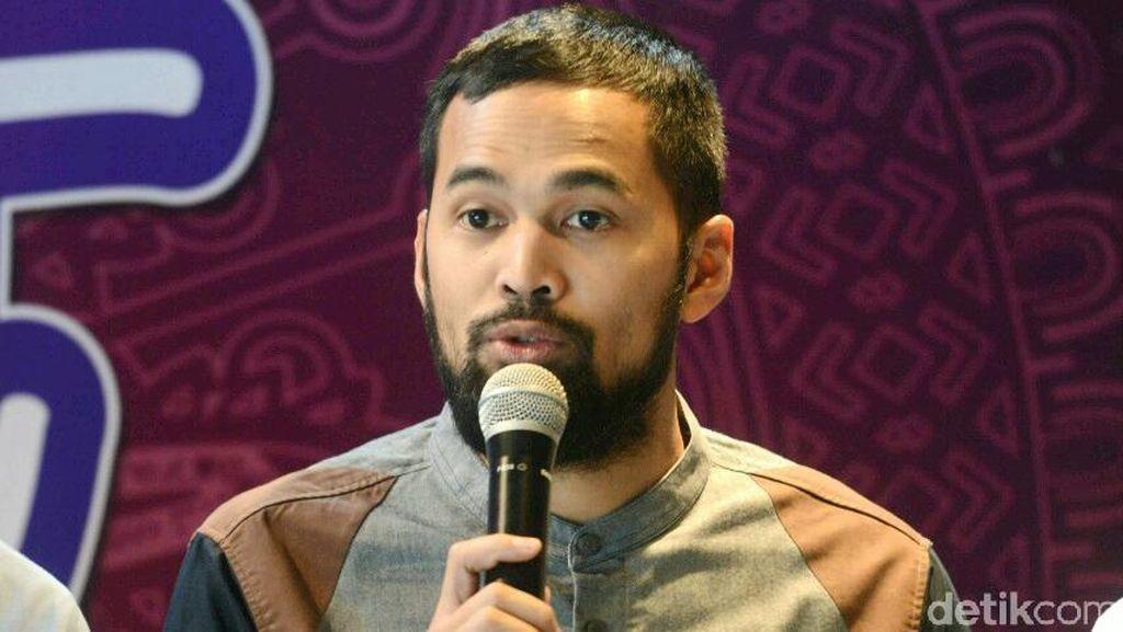Lawakan Teuku Wisnu di Kajian Musawarah Bersama Abdul Somad