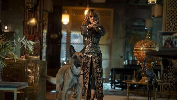 Cuplikan film 'John Wick 3'.