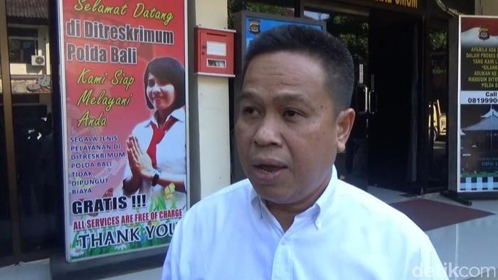 Dirkrimum Polda Bali Kombes Andi Fairan (Foto: Aditya Mardiastuti/detikcom)