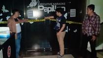 Buka Saat Ramadhan, Karaoke Papillon Bandung Disegel Polisi