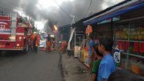 Rumah Terbakar di Kelapa Gading, 12 Unit Damkar Dikerahkan