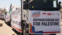 ACT Distribusikan 250 Ton Pangan untuk Palestina