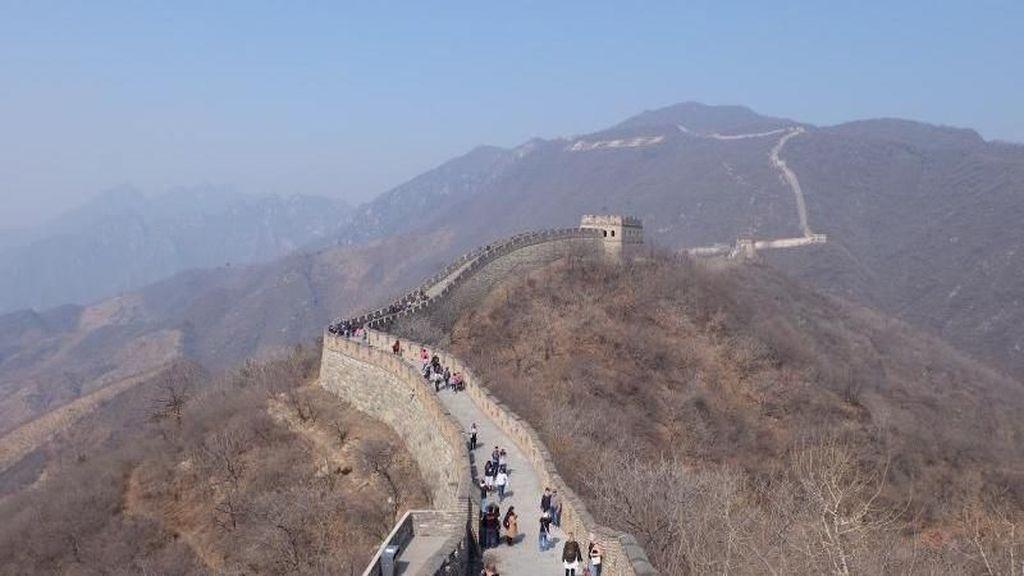 Jalan-jalan ke China Tanpa Pemandu, Simak Tips Ini Ya!