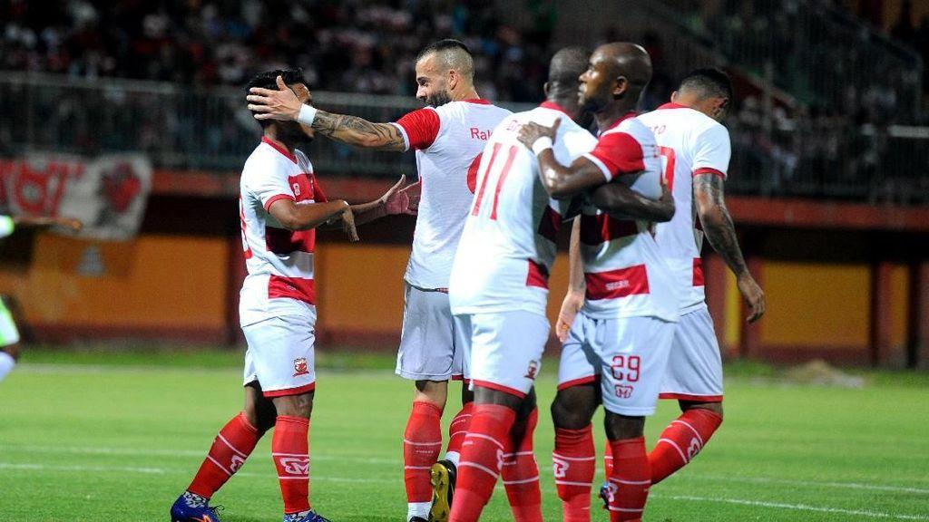 Persela Vs Madura United: Sape Kerrab Menang Telak 5-1