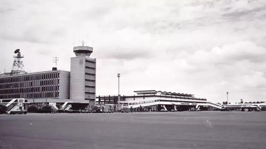 Kisah Bandara Changi: Dibangun 1959 Kini Punya 500 Penghargaan