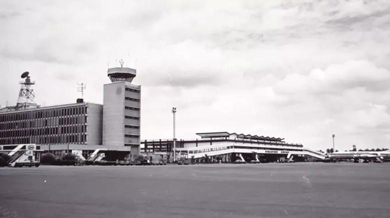 bandara changi singapura (dok. Changi Airport)