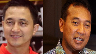 Eks Pebulu Tangkis Ricky Subagja dan Icuk Sugiarto Gagal ke Senayan