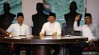 Pertemuan tokoh muda ini dikemas dalam silaturahmi Ramadhan.
