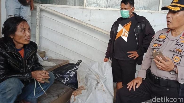 Pengakuan Pelaku, Mutilasi Perempuan Pasar Besar Malang Gunakan Gunting