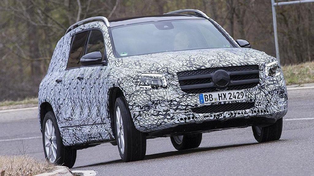 Mobil 7 Penumpang Mercedes-Benz yang Baru Nih!